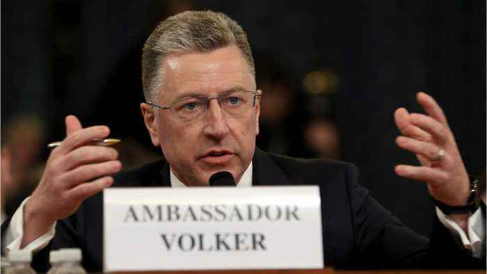 Kurt Volker Shuts Down Justifications For Investigating The Bidens