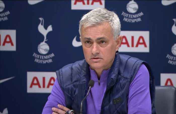I couldn't be happier says new Spurs boss Mourinho