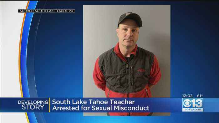 South Lake Tahoe Teacher Accused Of Sexual Misconduct By At Least 3 Students