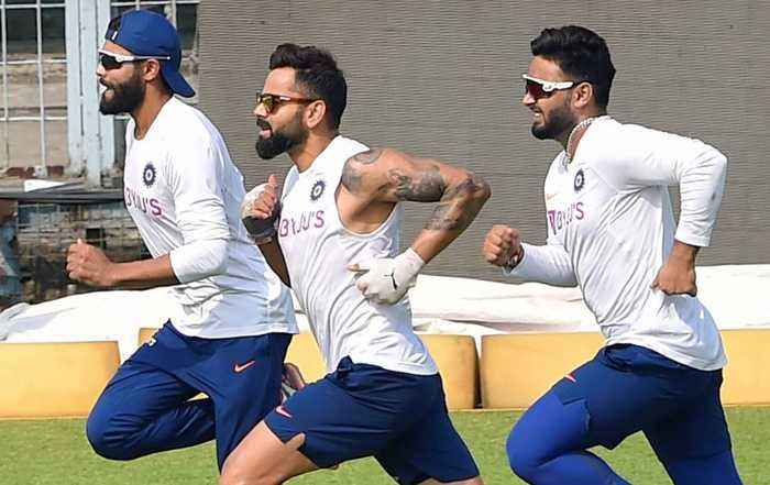 India vs Bangladesh Test : 'Men in Blue' gear up for 1st day-night match in Kolkata | OneIndia News