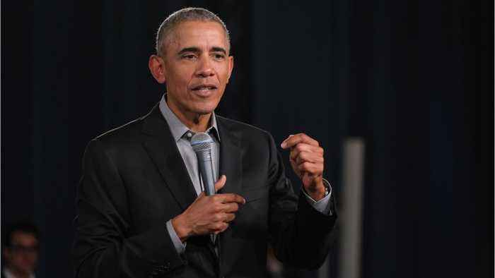 Barack Obama Lists The Top Three Issues He Worries Over