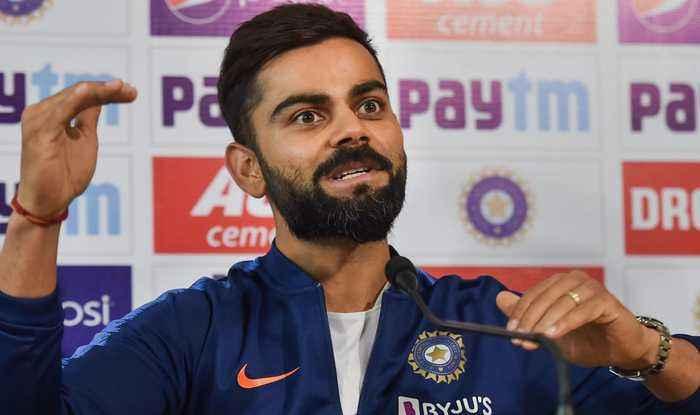 Virat Kohli praises Wriddhiman Saha before day night test | OneIndia News