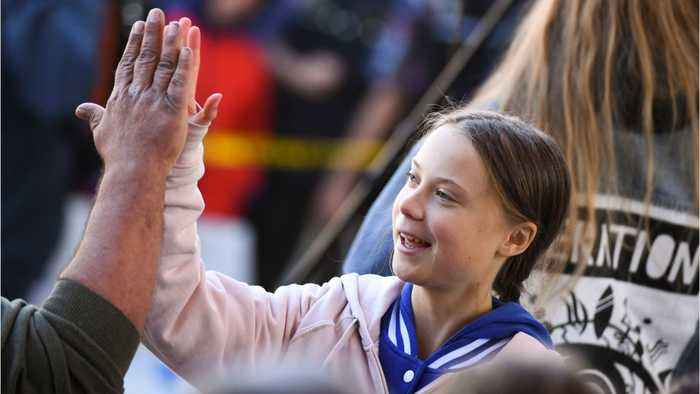 New Conspiracy Appears On Social Media About Greta Thunberg