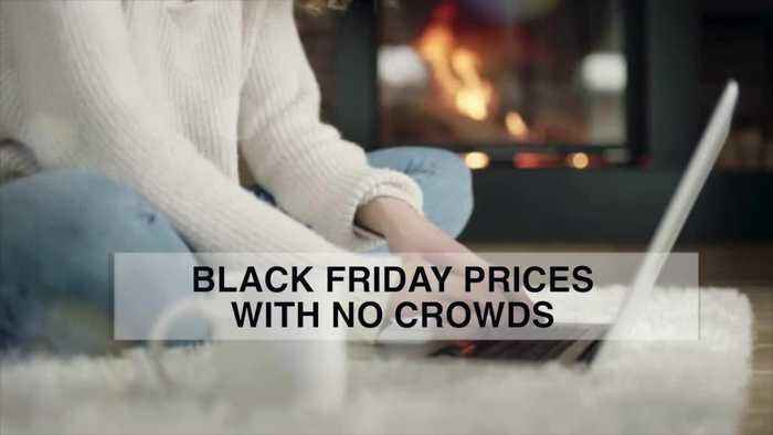 Black Friday Prices, No Crowds