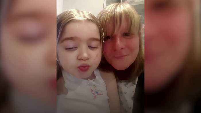 """Brave schoolgirl with """"one in a million"""" condition is one of just 500 cases in 70 years"""