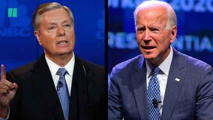 Lindsey Graham Opens Biden Investigation