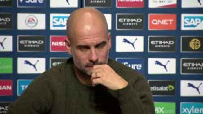 Pep sees comparisons with Lampard