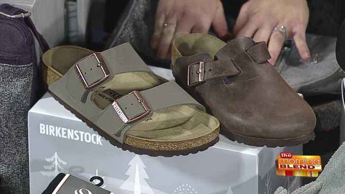 Shoes, Socks, Slippers and More Gift Ideas