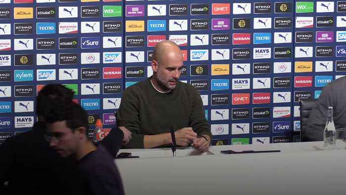 Pep Guardiola speaks out on Tottenham's decision to replace Mauricio Pochettino