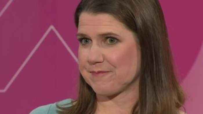 Swinson called 'undemocratic' by Remainer