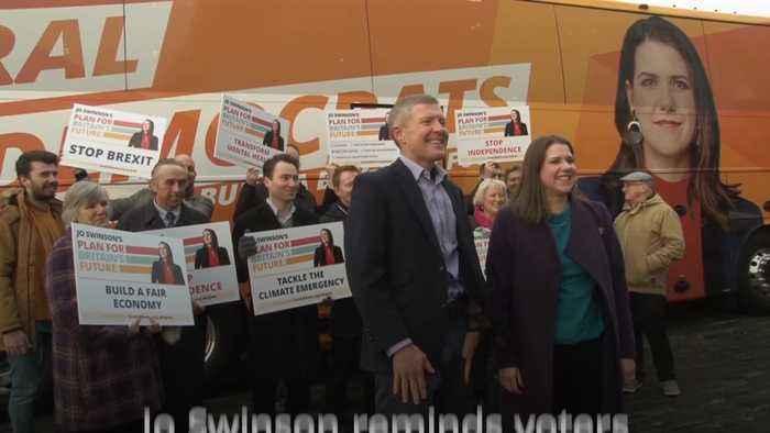 Election 2019: November 22 round-up
