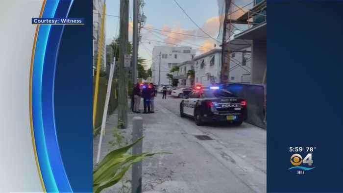Elderly Man Shot In Miami Beach