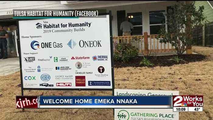 EMEKA NNAKA'S NEW HOME