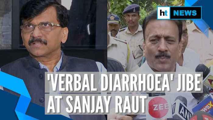 Sanjay Raut attacks Ajit Pawar, BJP says he has 'verbal diarrhoea'