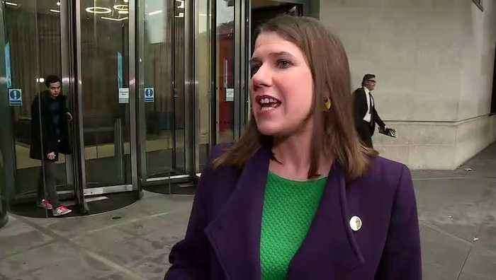 Swinson: 'We can't believe Conservative Party's plans'