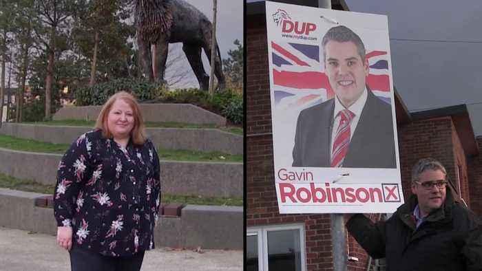 Belfast East candidates talk Brexit