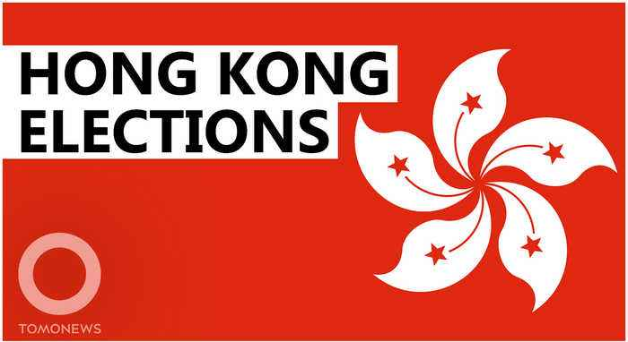 Hong Kong pro-democracy camp wins big in local elections