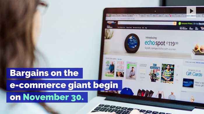 Amazon Cyber Monday Deals for Electronics and Household Items