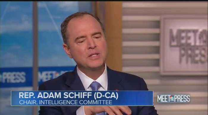 Schiff claims he wanted whistleblower to testify, but Trump 'put his life in danger'