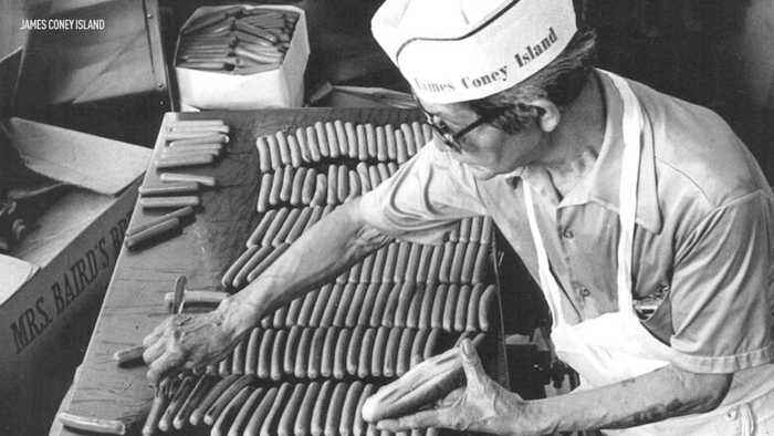 Houston's Hot Dog Leader for 96 Years