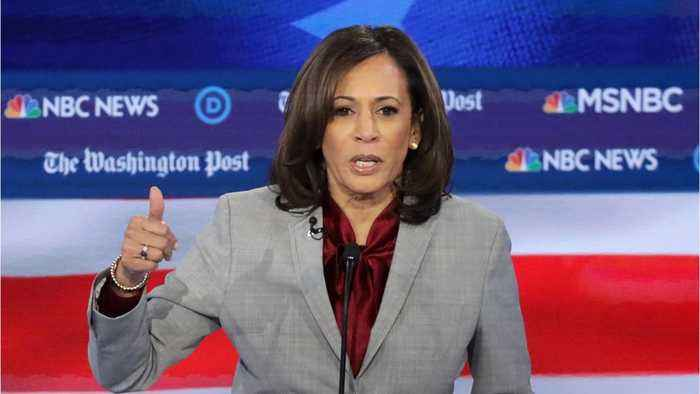 Kamala Harris Mocked As Her Campaign Sinks