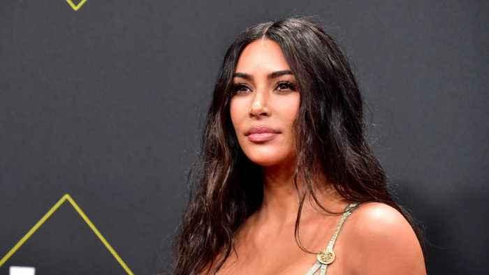Kim Kardashian: 'Kanye was right to stop North wearing makeup'