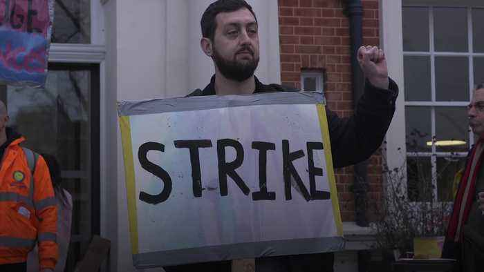 University workers start eight-day strike at 60 UK institutions