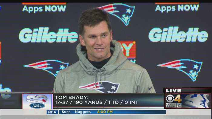 Brady: Not Sure Patriots Always Get The Advantages