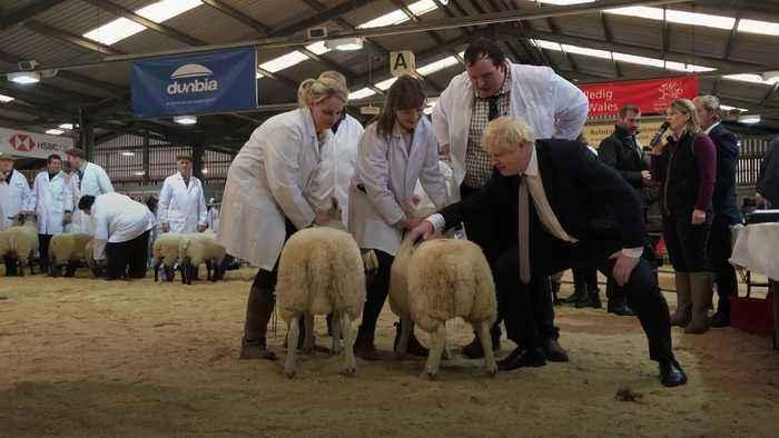 Boris Johnson: Jeremy Corbyn 'would fleece the entire country'