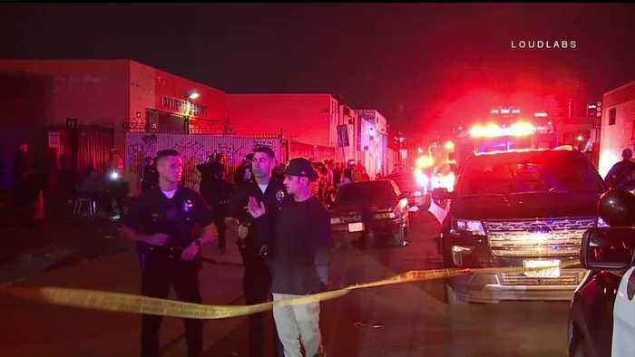 Man Sought After Weekend Shooting That Injured 6 at LA Warehouse Party: LAPD