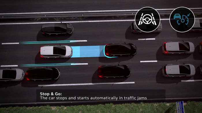 2019 All-New Renault ESPACE - Highway & Traffic