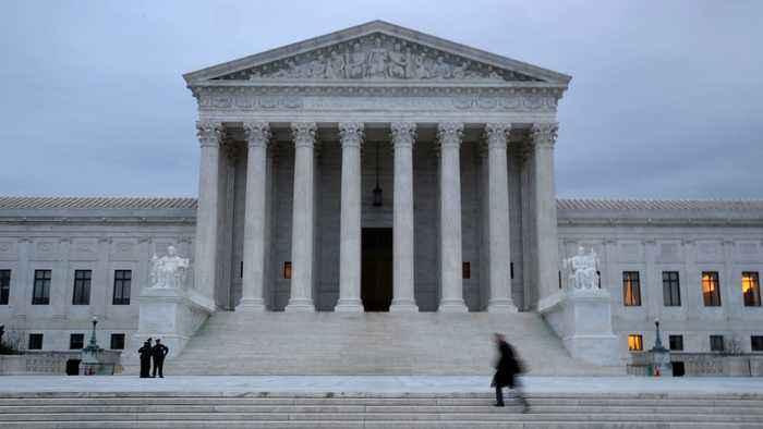 Supreme Court Temporarily Blocks Supoena For Trump's Tax Records