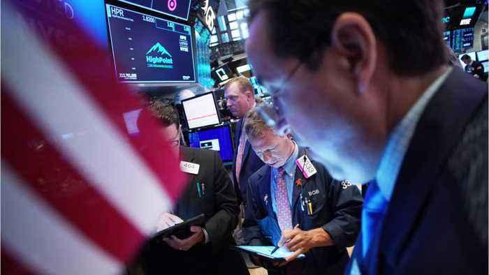 Trade optimism, Nasdaq records