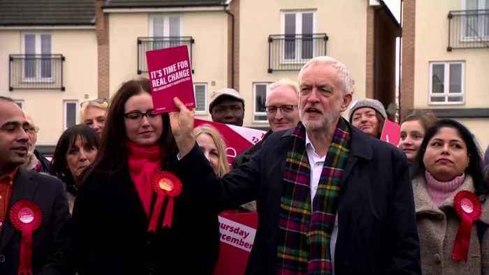 UK's Corbyn: Labour government would not tolerate anti-Semitism