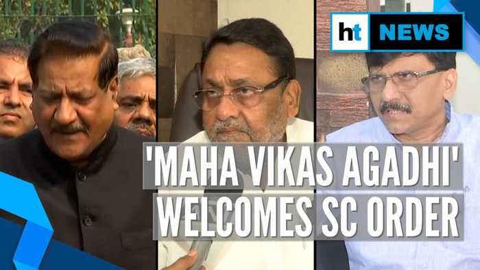 Fadnavis faces floor test on Wednesday: What Sena, NCP & Congress said