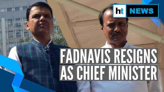 HT Conversations: Devendra Fadnavis resigns after 3 days as Maharashtra CM