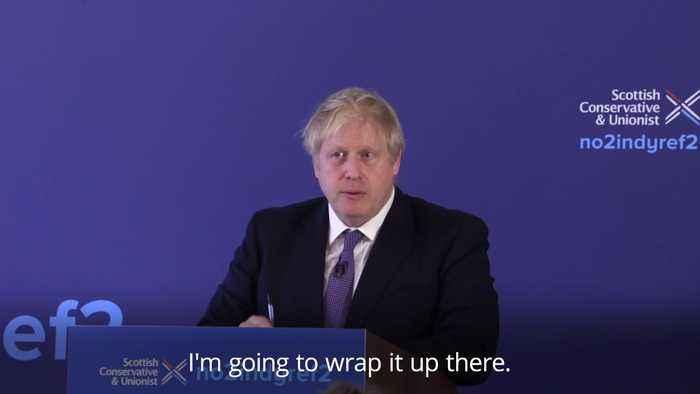 Boris Johnson challenged on refusal to take part in climate debate