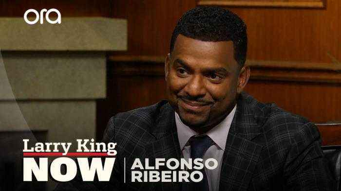 'Fresh Prince of Bel Air' legacy, James Avery, and hosting 'The Price is Right' -- Alfonso Ribeiro answers your social media q