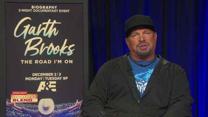 Garth Brooks | Morning Blend