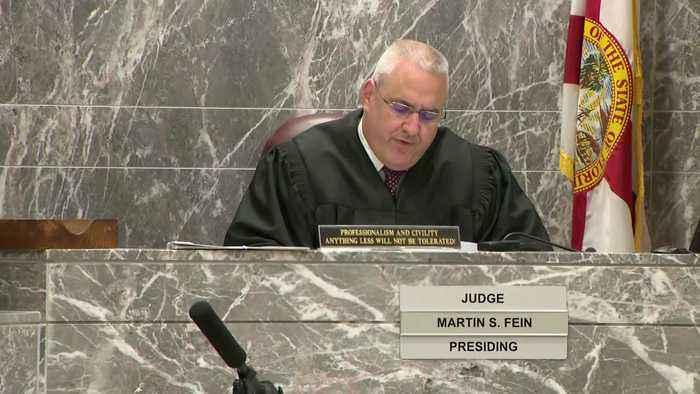 WEB EXTRA: Ex-Hallandale Beach Mayor Joy Cooper's Emotional Reaction To Not Guilty Verdict