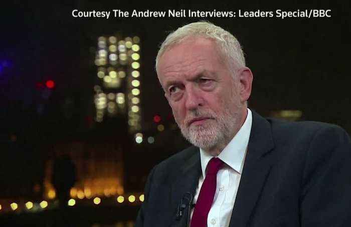 Corbyn won't apologise over anti-Semitism claims