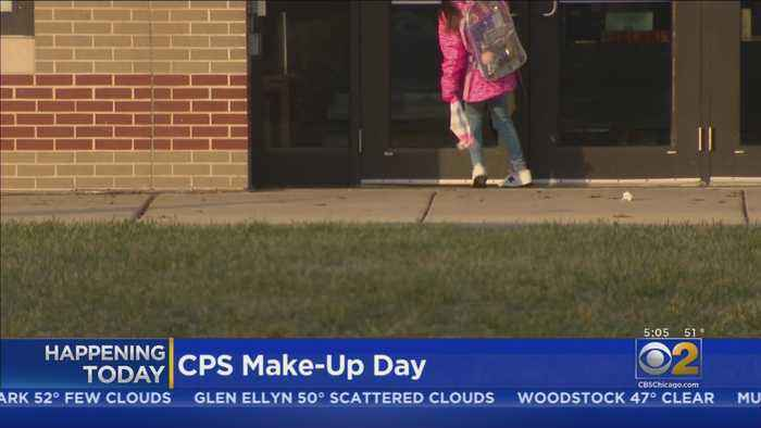 Many CPS Teachers Expected To Miss Class On First Of Five Make-Up Days
