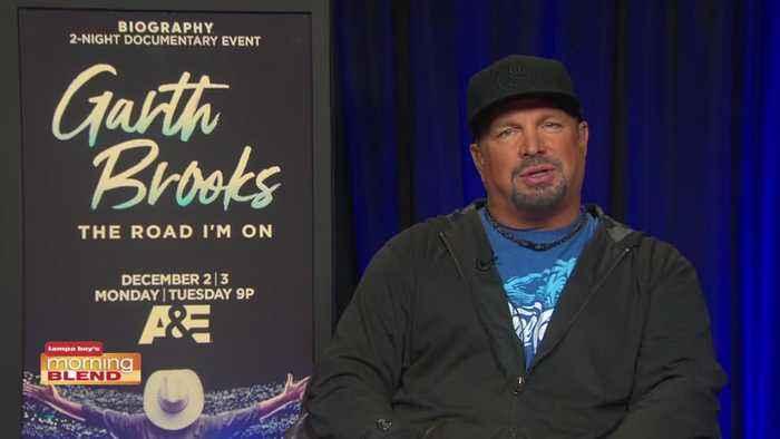Garth Brooks | Morning Blend