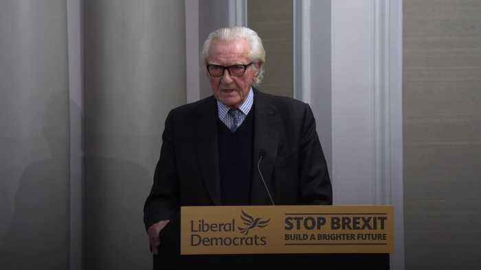 Lord Heseltine: Boris Johnson is the most flexible politician of modern times