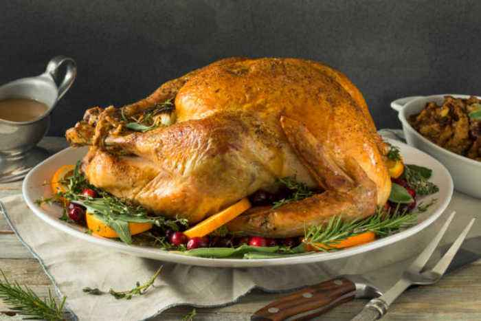 6 Unbelievable Thanksgiving Food Consumption Facts