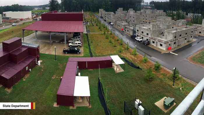 State Department Has Built This Fake Town To Train Agents Protecting US Diplomats