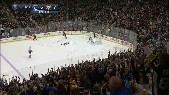 Pittsburgh Penguins vs. Vancouver Canucks - Game Highlights