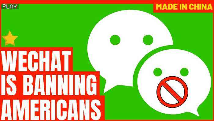 WeChat is banning Chinese Americans for political speech