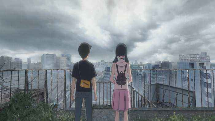 'Weathering With You' Trailer