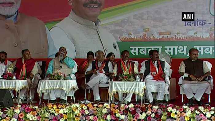 Jharkhand was formed when BJP came to power, says Amit Shah